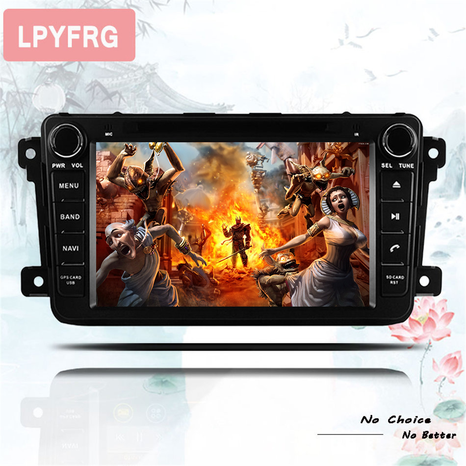 <font><b>2Din</b></font> Android 9.0 For <font><b>Mazda</b></font> CX9 <font><b>CX</b></font>-9 2007-2017 Car DVD Player 8