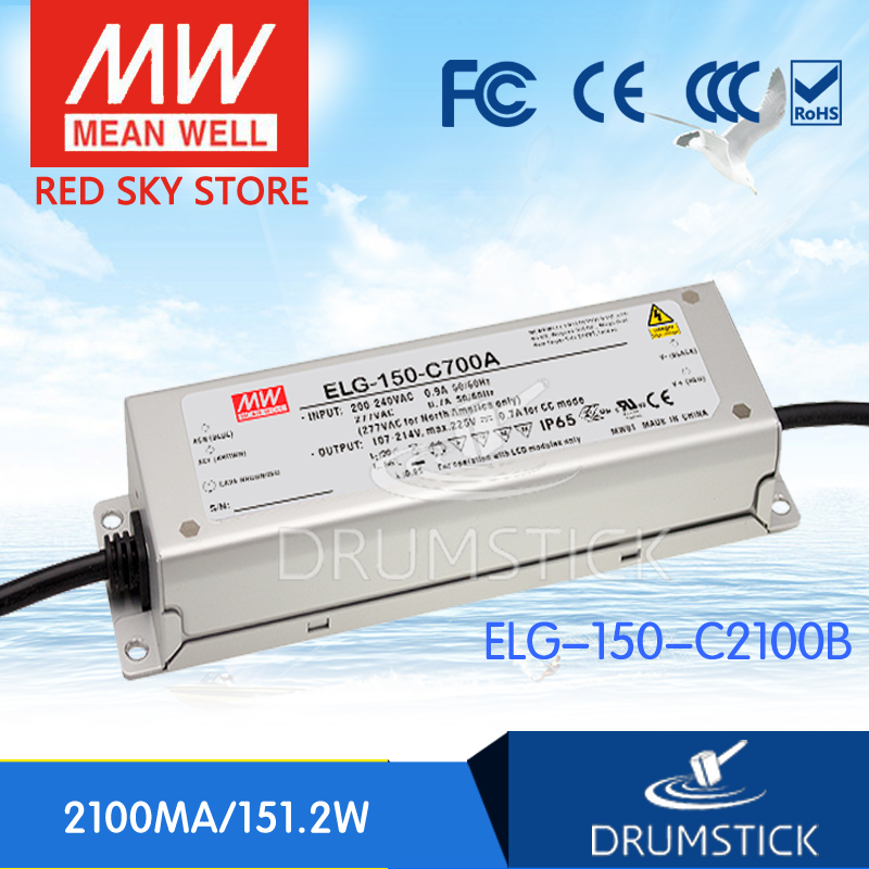Advantages MEAN WELL ELG-150-C2100B 80V 2100mA meanwell ELG-150 80V 151.2W  LED Driver Power Supply B type [Hot9] original motherboard p8p67 rev 3 1 lga 1155 ddr3 usb2 0 usb3 0 sata iii 32gb boards p67 desktop free shipping