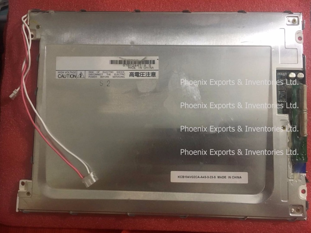 """Image 3 - Comptaible LCD for KCB104VG2BA A21 10.4"""" STN LCD screen PANEL KCB104VG2BA A21-in LCD Modules from Electronic Components & Supplies"""