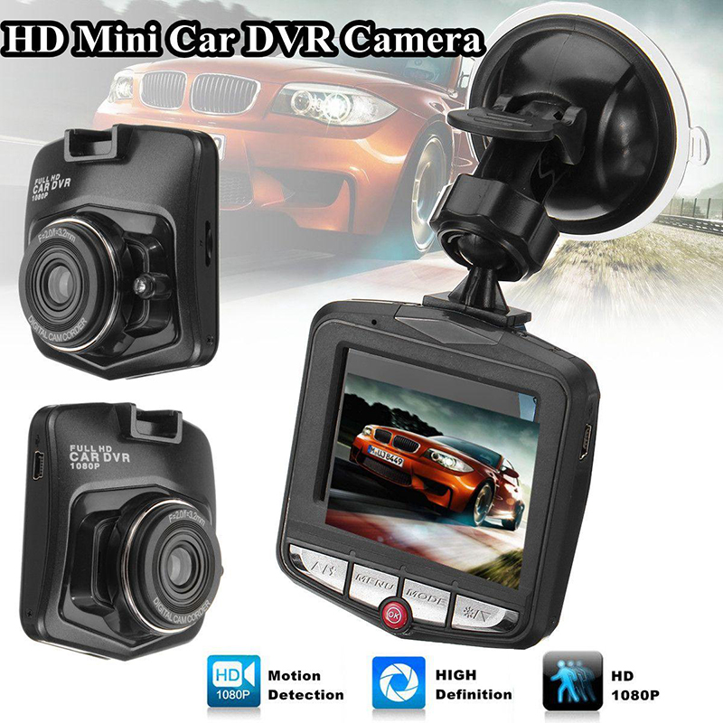 Auto MIni Dash Caméra De Voiture DVR 12 v Full HD 1080 p LCD DVR Dashcam Kamera Enregistreur G-Capteur nachtsicht Voiture DVR Véhicule Dash