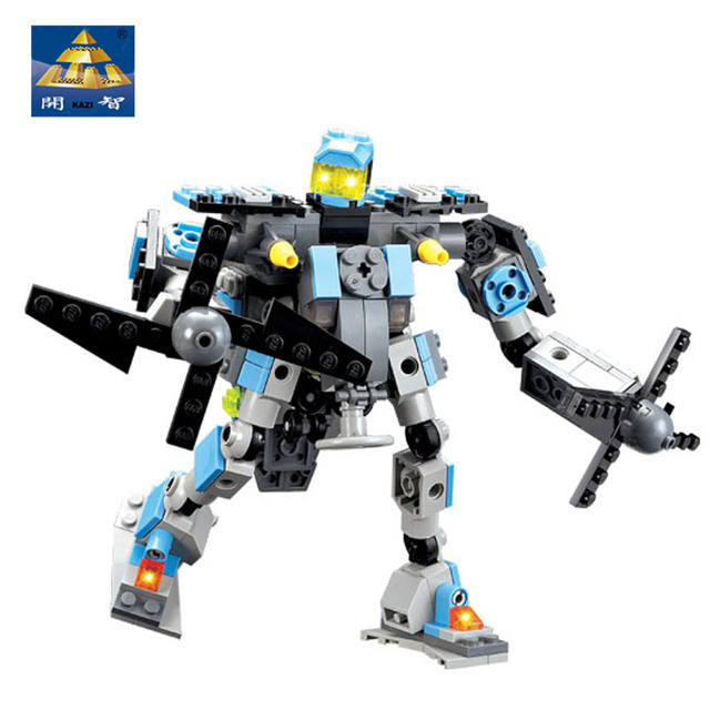 Kazi Star Wars Robot Toys & Hobbies One Piece Anime Action Figure Building Blocks Classic Toys For Boys playmobil