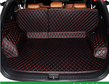 Высокое качество! Специальный автомобиль магистральные коврики для Kia Sportage 2017 водонепроницаемый грузового лайнера загрузки ковры для SPORTAGE 2016, Бесплатная доставка