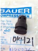 Bauer Bauer JUNIOR trzy głowica sprężarki w zawór wydechowy 014121 trzy zawór ssący w Części do narzędzi od Narzędzia na