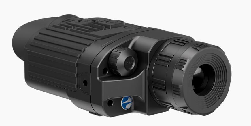 PULSAR 77331 Thermal Imaging Scope Quantum XQ19 night vision Scopes Magnification: 6.4x Range of detection: 680m tactile sensation imaging for tumor detection