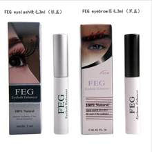 23b3f4d5c5f 50pcs 100% Original FEG Eyelash Enhancer Natural Herbal Medicine Eyelash  Serum Curling Thick Lengthening Eye Lash Serum