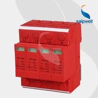 SAIP Surge Protective Device for lightning arrester SP C20 4P