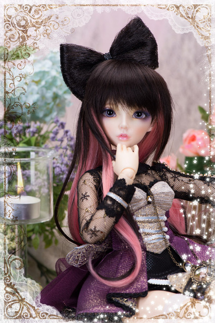 stenzhornBJD doll SD doll 4 points baby fairyland 1/4 doll Celine joint doll 1