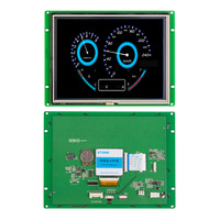 8'' Active Matrix TFT Color LCD With Touch Screen