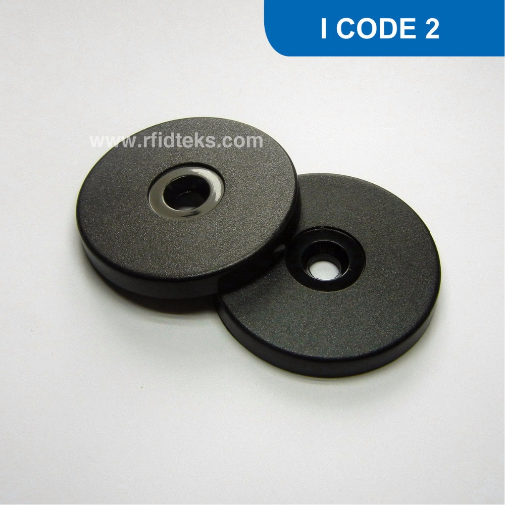 RT Dia: 40mm ABS RFID Tag, RFID Disc Tag, RFID Token for patrol guard NFC Tag ISO15693 13.56MHz with I CODE SLI / I CODE 2 Chip hw v7 020 v2 23 ktag master version k tag hardware v6 070 v2 13 k tag 7 020 ecu programming tool use online no token dhl free