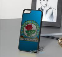 Blackburn Rovers Fashion Original Cell Phone Case Cover For Iphone 4 4S 5 5S Se 5c