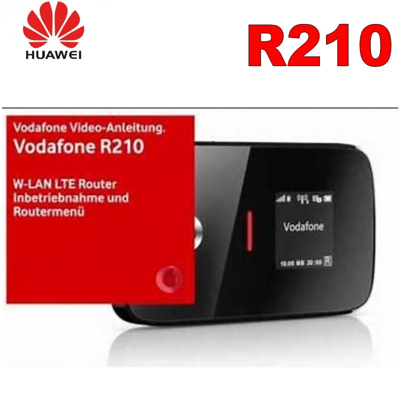 Huawei Vodafone R210 4g mifi routeur