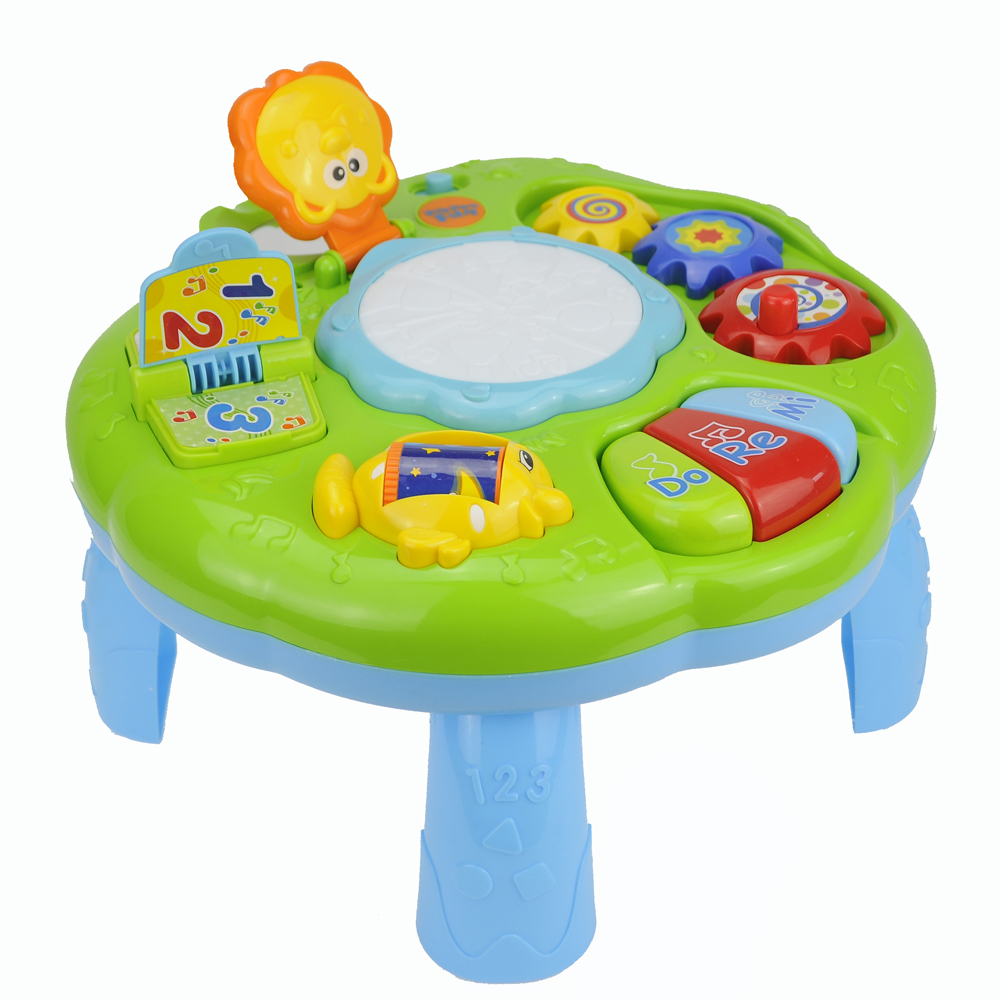 Baby Toddler Musical Toys 13-24 Months Learning Education Toys For Baby Toddler Oyuncak Baby Boy Girl Toys Brinquedos Para Bebe baby toys early developmental plaything brinquedos bebe eletronicos action animis free shipping 366c