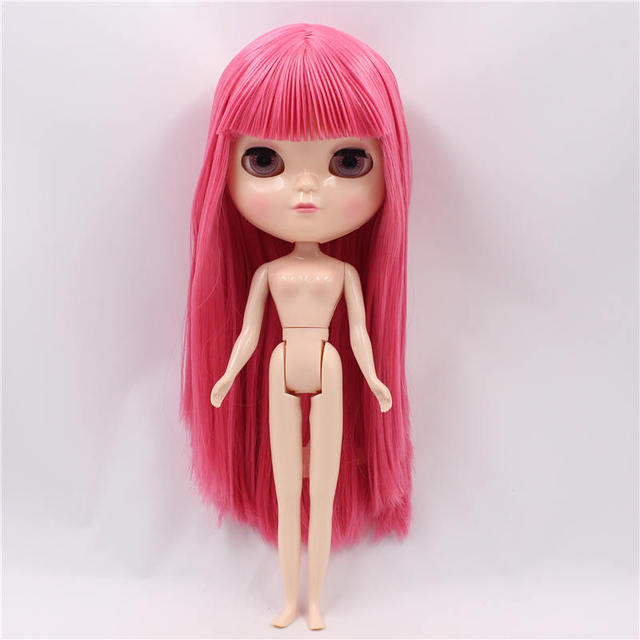 Icy Neo Blythe Doll DIY 30 cm Joint Body Light Makeup Free Gift