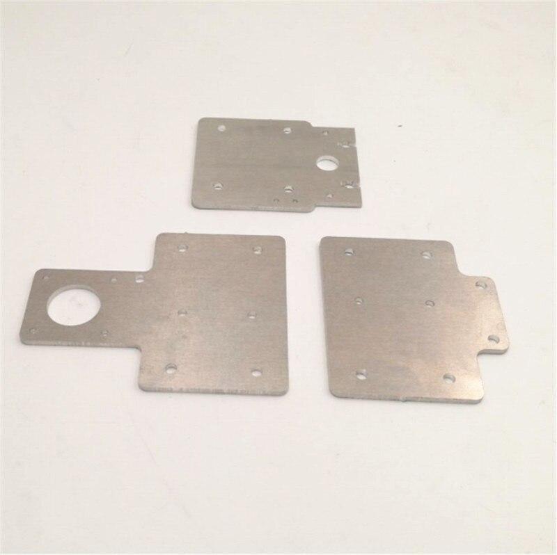 """Startrc 1//4/"""" Zapata Soporte para teléfono de aleación de aluminio clip f//insta 360 One X//Evo"""