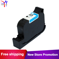 1PK 45 remanufactured ink cartridge 51645A for HP45 plotters ink cartridge 720C 712 712c with pigment ink