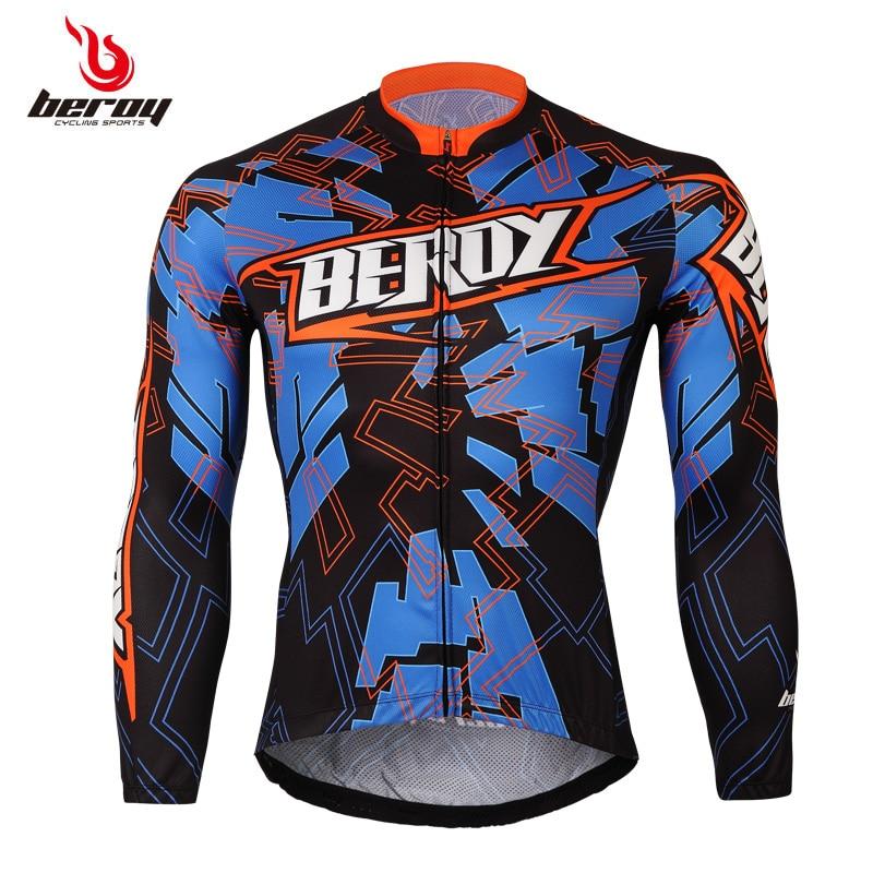 321d56703e Venda quente 2016 outono dos homens camisa de ciclismo bike rider vestuário  manga comprida ciclismo roupas vestir sublimação