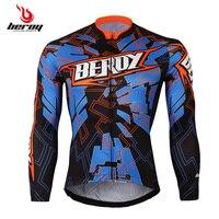 Vente chaude 2016 automne hommes cyclisme jersey vélo vêtir sublimation rider apparel manches longues cyclisme vêtements