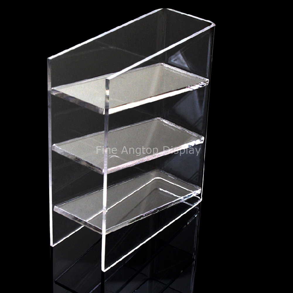 Acrylic E Cig Display shelf Pen Exhibition Rack Battery Jewelry Display Shelf