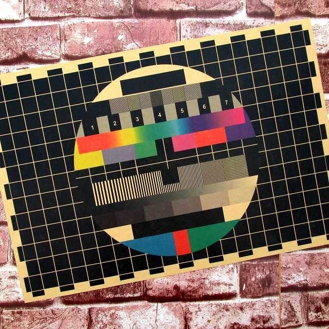 Нет станции знак Ретро плакаты Крафт-бумаги, ностальгические украшения, Конечно, повесить картину плакат кафе плакаты для стен