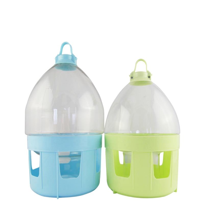 Galamb-adagoló víz 2L / 4L / 6L / 8L-es műanyag műanyag házi - Pet termékek