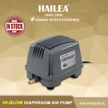 HAILEA BRAND NEW HAP-60 SEPTIC POND AIR PUMP ATU TREATMENT PLANT COMPRESSOR 45W 60L/Min AUTHORIZED DEALER