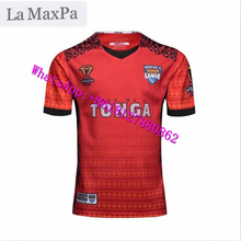2d071f862 La MaxPa La MaxPa 17-18 the new for Tonga WORLD CUP RUGBY olive jerseys