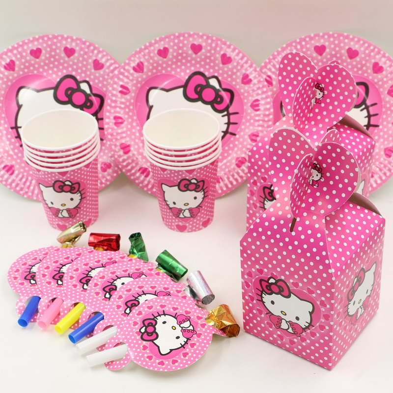 Hello Kitty Decoration Birthday Party PromotionShop for