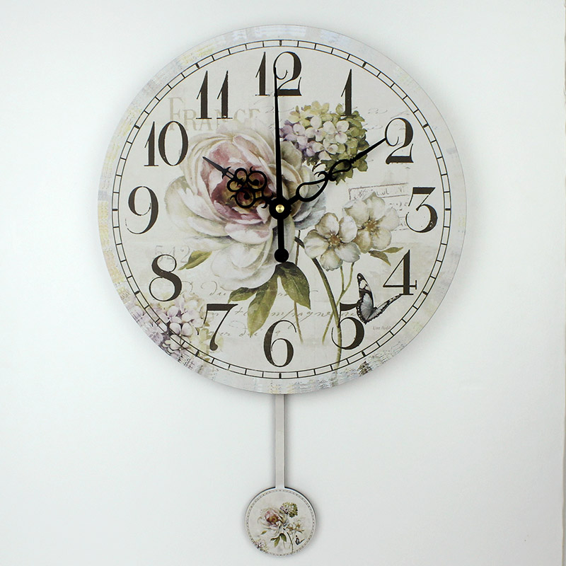 silent wall clock bedroom decoration large decorative wall clocks