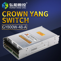 Switching Power Supply 800W 48V 20A Driver Switch Cnc Router Parts Factory Supplier