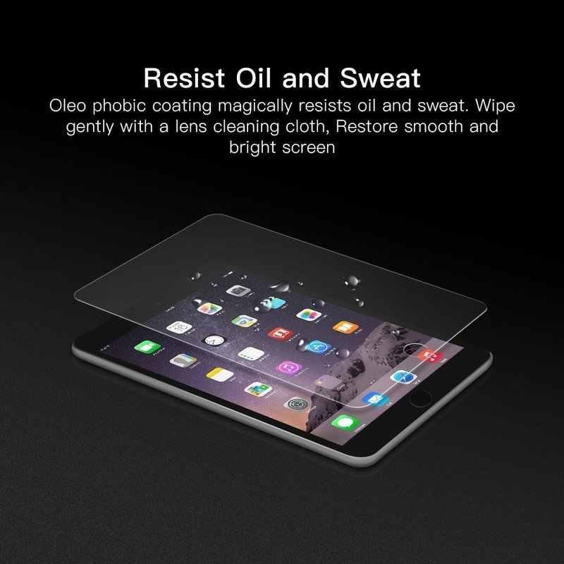 """Pour iPad Mini 2 Mini 3 A1489 A1599 A1455 protecteur d'écran pour iPad Mini 2 verre trempé pour iPad Mini 1 3 protecteur d'écran 7.9"""""""