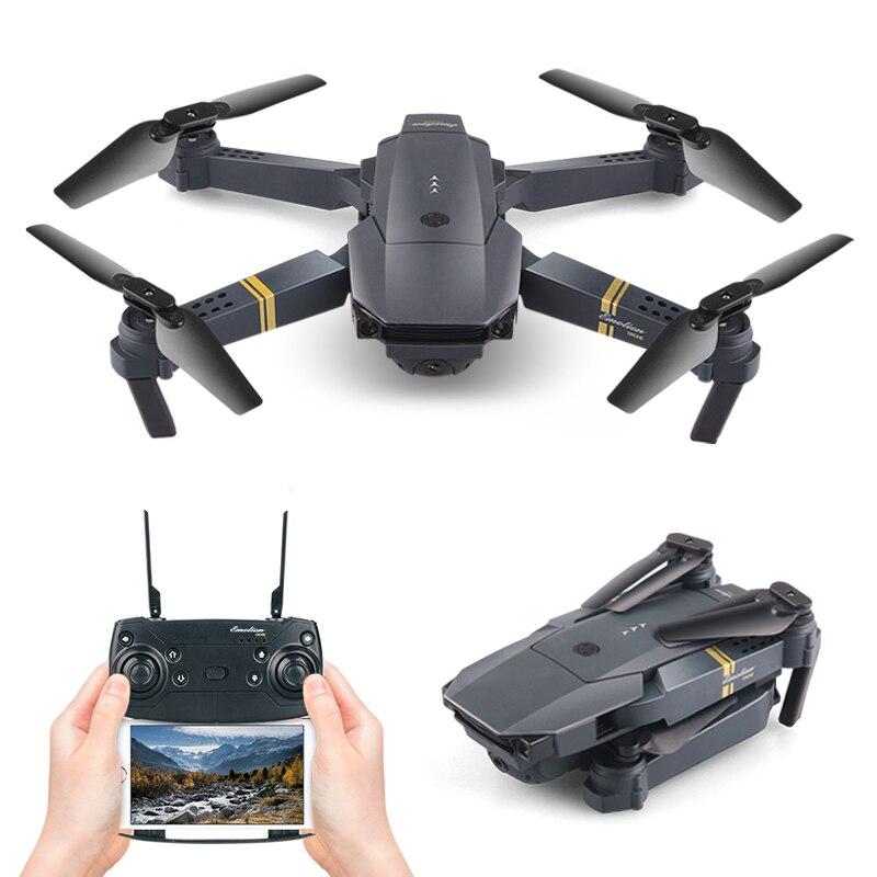 Селфи Дрон складной мини-высота высокой провести WI-FI FPV Широкий формат HD Камера вертолет складные RC горючего Безголовый VS X12 H47
