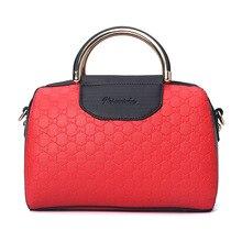 กระเป๋าสตรี2016กระเป๋าถือของผู้หญิงแฟชั่นกระเป๋าถังBOSS messengerกระเป๋าแบรนด์หนังกระเป๋าคลัทช์sacผู้หญิงกระเป๋า