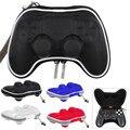 Acessórios de viagem de proteção bolsa de transporte caso bag acessório do jogo para sony play station 4 ps4 controlador gamepad w/pulso cinta