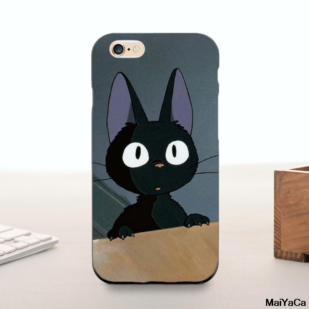 896bfede705 MaiYaCa Silicone case Kiki S Patterned High Quality Classic Phone  Accessories For iPhone 5 5s 6 6plus 7 7plus