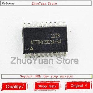 1 шт. /лот ATTINY2313A-SU ATTINY2313A ATTINY2313 TINY2313A 2313 лапками углублением SOP-20 микросхема новый оригинальный В наличии