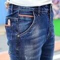 Jeans Men Famous Brand Mens Ripped Skinny Pantalon Jean Hombre Pants Biker Jean Moto Vaqueros Designer High Quality