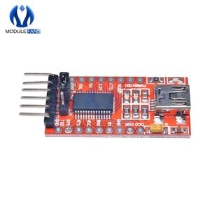 Image 3 - FT232RL FT232 FTDI USB 3.3V 5.5V a TTL Modulo Adattatore Seriale Porta Mini Per Arduino Pro A 232 programma di base Downloader