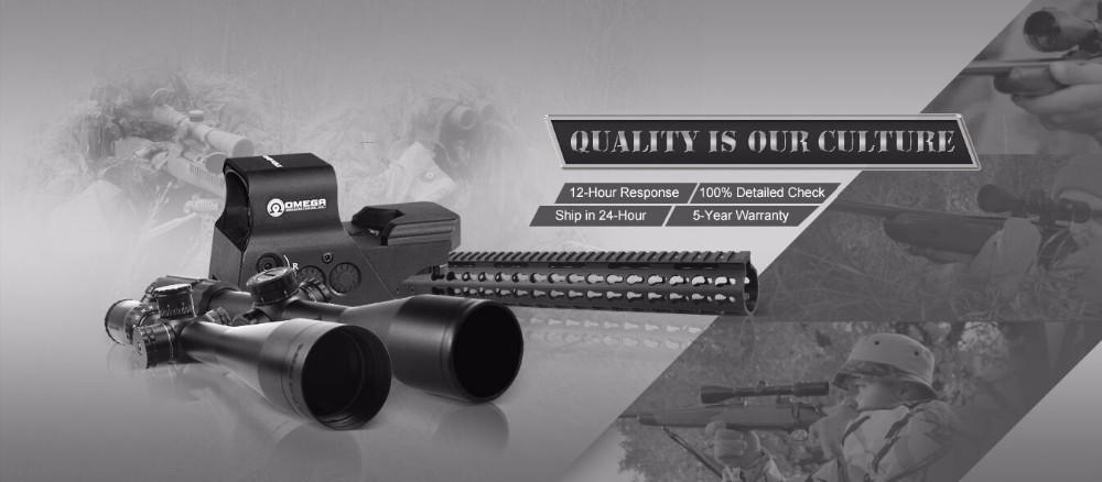 """оптовые 11 шт. во низкий профиль газа блок крепление для 0.75 """"баррель с 20 мм барабанах та"""