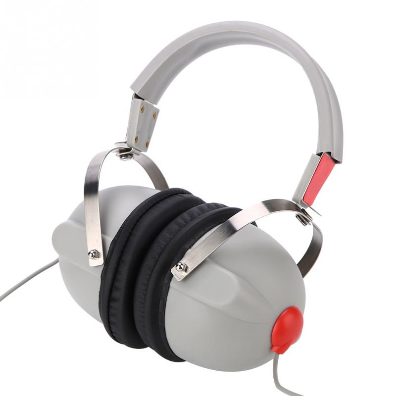 Ear Cleaner Audiometer Audiometric Hearing Screening Headphone Air Conduction Audiometer Ear Care Tool for Hearing Test