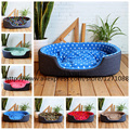 Luxury Kennel House Warm Fleece Big Size Dog Bed Mat Sofa Pet Cat Bed for Large Dogs Labrador Husky Satsuma Small Teddy S M L XL