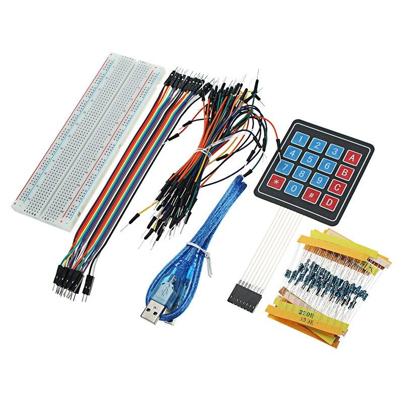 Mega 2560 le Kit de démarrage le plus complet pour Arduino Mega2560 UNO Module avec boîte - 4