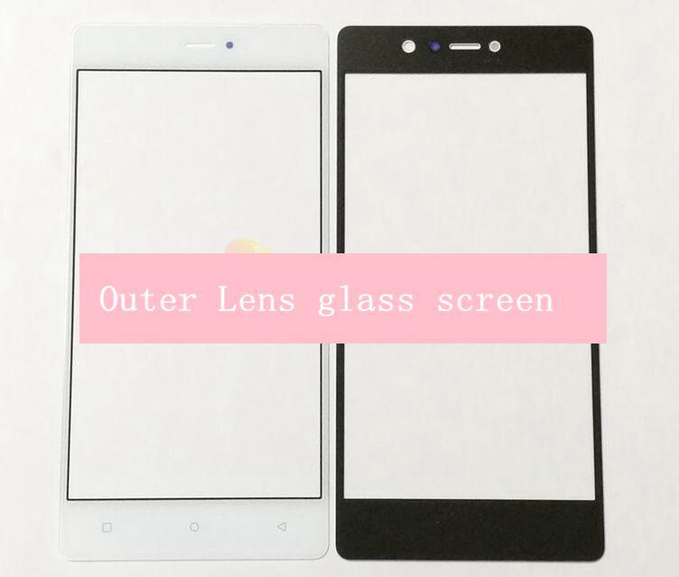 protective Outer screen for Qmobile Noir