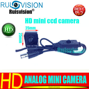 "HD 1/3""SONY CCD 700TVL 3.7mm OSD Mini CCD Cctv Camera for Home security camera Mini CCTV Security Video Camera free shipping"