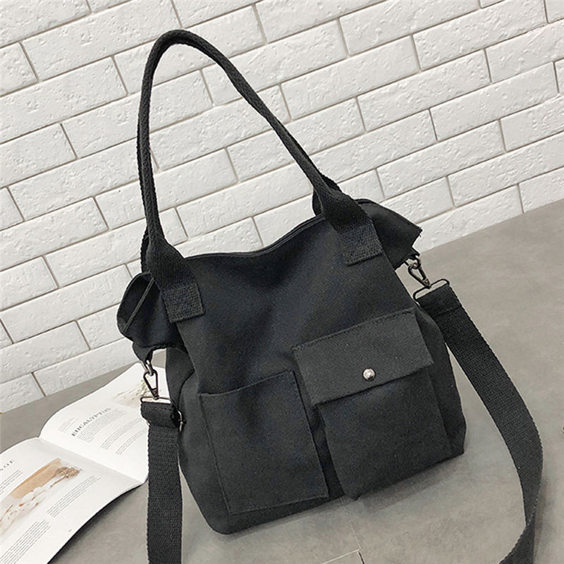 Unisex Fashion Solid Shoulder Bag Crossbody Bag for Women 2019 Messenger Bags women's bag bolsa feminina sac a main 30AP0340