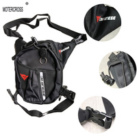 MOTERCROSS Black Wholesale Motocross Drop Leg Bag Knight Waist Bag Motorcycle Bag Outdoor Package Multifunction Bag