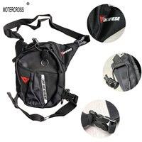 MOTERCROSS Black Wholesale Motocross Drop Leg Bag Knight Waist Bag Motorcycle Bag Outdoor Package Multifunction Bag