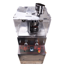 hot deal buy 1pc enhanced rotary tablet press machine zp-9b rotary traditional chinese medicine tablet press stainless steel