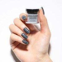 Poudres paillettes pour ongles Décoration d'ongles Bella Risse https://bellarissecoiffure.ch