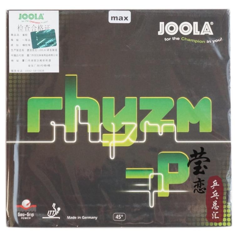 Original Joola rhyzm-p table tennis rubber table tennis rackets racquet sports