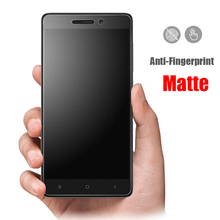 No Fingerprint Proof Frosted Matte Tempered glass For Xiaomi Redmi 3 3S 3X 3Pro 4A Screen